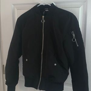 winter jacket!